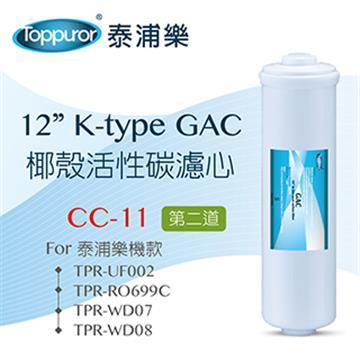 泰浦樂 12吋Ktype GAC濾心