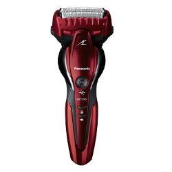 國際牌Panasonic 三刀頭電動刮鬍刀(紅)