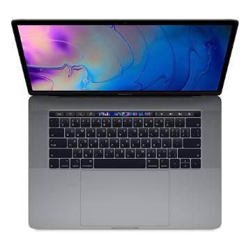 "15.4""MacBookPro with TouchBar 2.6G(6核)/16G/256G/RP555X/灰"