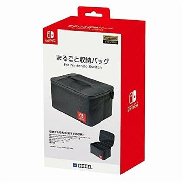 HORI Switch 大容量收納包