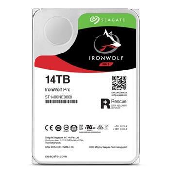 【14TB】Seagate 3.5吋 NAS 專用硬碟機 IronWolf