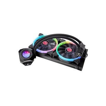 RAIJINTEK ORCUS 280 RBW RGB水冷散熱器