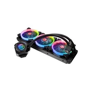 RAIJINTEK ORCUS 360 RBW RGB水冷散熱器