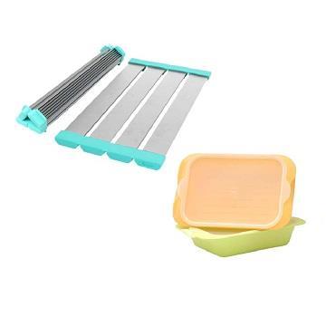摩堤鮮食解凍捲G2+醃漬盒