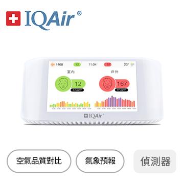 IQAir空氣智能偵測器