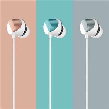 TUNAI 琴音Hi-Res陶瓷雙動圈國民耳機-藍 GT0061001