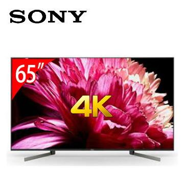 【展示機】SONY 65型4K智慧連網電視