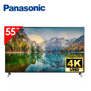 (展示機)國際牌Panasonic 55型 六原色 4K 智慧聯網顯示器
