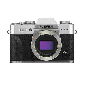 富士FUJIFILM X-T30 可交換鏡頭數位相機 銀 KIT