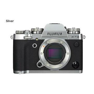 富士 X-T3可交換鏡頭數位相機KIT-銀