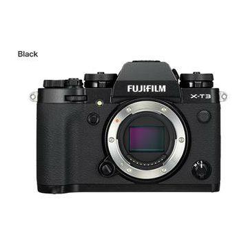 富士FUJIFILM X-T3 可交換鏡頭數位相機 黑 KIT