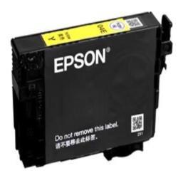 【黃色】EPSON T04E原廠墨水