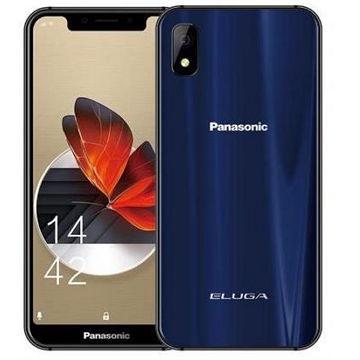 Panasonic ELUGA Y Pro 藍