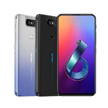 ASUS Zenfone 6 8G/256G 霓幻銀
