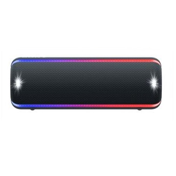 SONY NFC/藍牙揚聲器 SRS-XB32/B (黑)