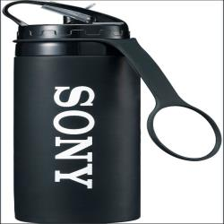SONY可摺疊隨身水壺