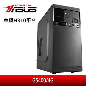 華碩平台[神光風雲II]雙核效能電腦