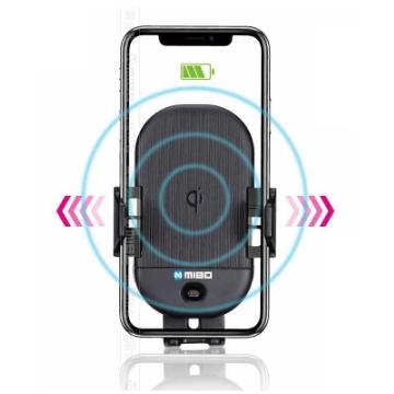 MIBO 智能Qi全自動無線充電手機支架 MB-998