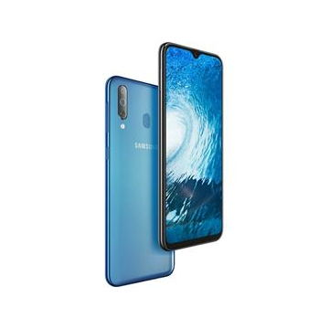SAMSUNG Galaxy A40s 藍