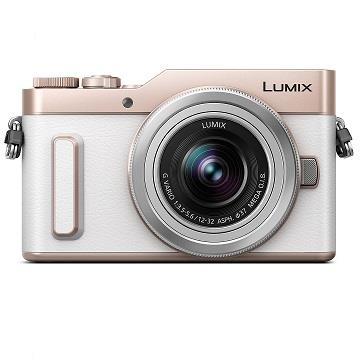 Panasonic GF10K可交換式鏡頭相機(白色) DC-GF10K-W