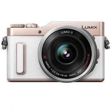 Panasonic GF10X可交換式鏡頭相機(白色)