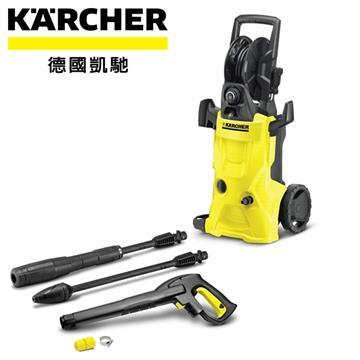 KARCHER凱馳 K4P 捲盤式氣冷感應高壓清洗機