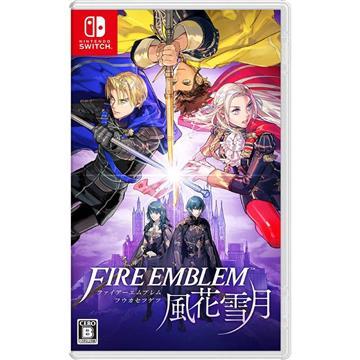 Switch 聖火降魔錄 風花雪月 中文版