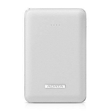 ADATA 5100mAh 行動電源-白色