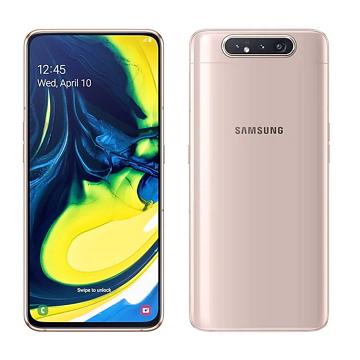 【福利品】SAMSUNG Galaxy A80 極鏡金