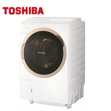 TOSHIBA 11公斤溫水洗脫烘滾筒洗衣機