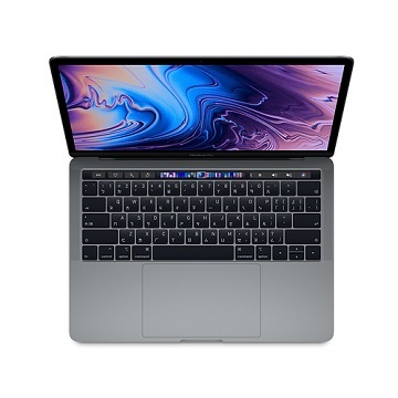 MacBook Pro 13.3吋 with TouchBar 1.4G(4核)/8G/128G/IIPG645/灰
