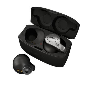 Jabra Elite 65t真無線運動藍牙耳機-鈦黑