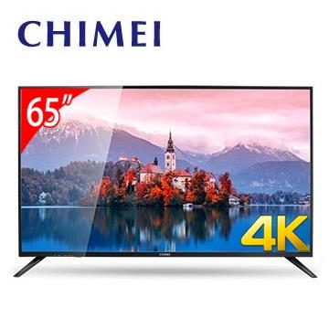 【福利品】CHIMEI 65型4K低藍光智慧連網顯示器