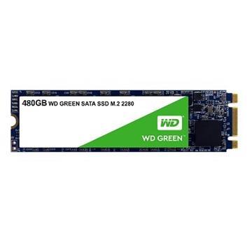 WD SSD Green系列-480G固態硬碟(3D TLC)