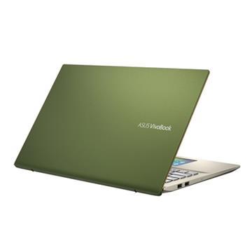 ASUS S532FL-超能綠 15吋筆電(i7-8565U/MX250/8G/512G)