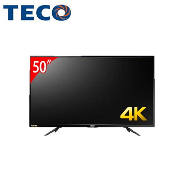 【福利品】東元50型Smart連網顯示器+視訊盒