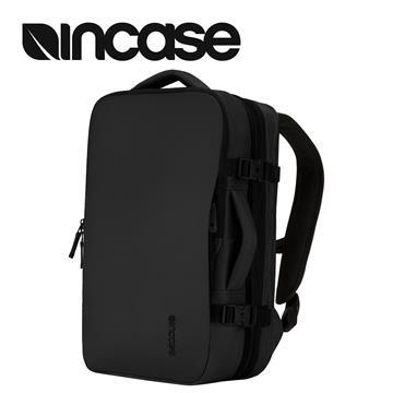 Incase VIA 15吋 可擴充旅行後背包 黑