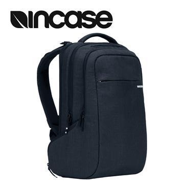 Incase ICON 15吋 雙層後背包 亞麻深藍