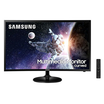 (福利品)SAMSUNG三星 32型 曲面多媒體顯示器
