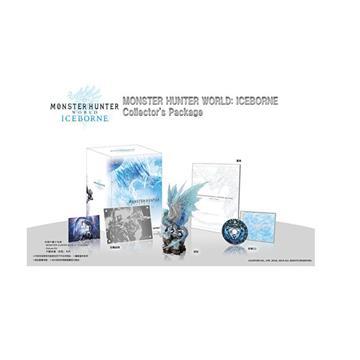 PS4魔物獵人世界Iceborne中文典藏版無軟體