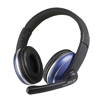 INTOPIC 頭戴式耳機麥克風 JAZZ-565