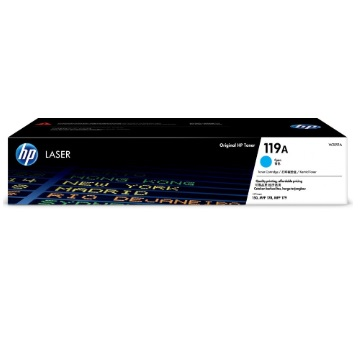 HP 119A 青色原廠碳粉匣