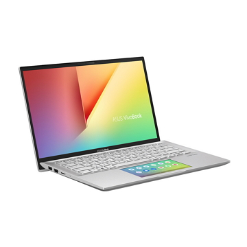 ASUS Vivobook S432FL-銀 14吋筆電(i7-8565U/MX250/8G/512G)