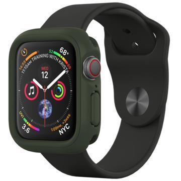 犀牛盾 Apple Watch CrashGuard NX 44mm保護殼-軍綠