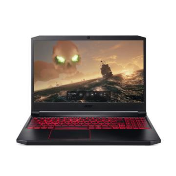 ACER AN715-黑 15.6吋筆電(i7-9750H/GTX1660TI/16GD4/512G)