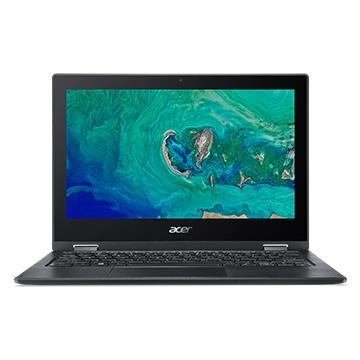ACER SP111-黑 11.6吋觸控翻轉筆電(N4000/4GD4/64G/W10/附Office)