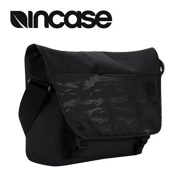 Incase Compass 15吋 郵差包-迷彩黑