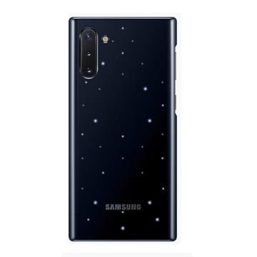 SAMSUNG Note10 原廠LED智能背蓋-黑 EF-KN970CBEGTW