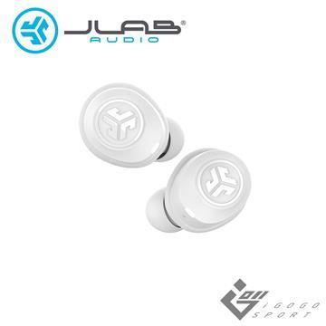 JLab JBuds Air 真無線藍牙耳機-白色