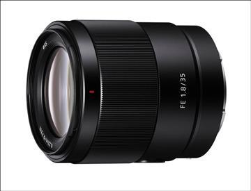 SONY E接環全片幅 35mm 定焦鏡頭